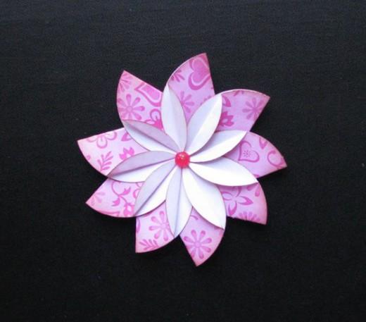 Outstanding Handmade Paper Flowers