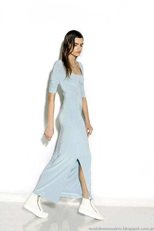 Nous primavera verano 2015, moda primavera verano 2015 vestidos.