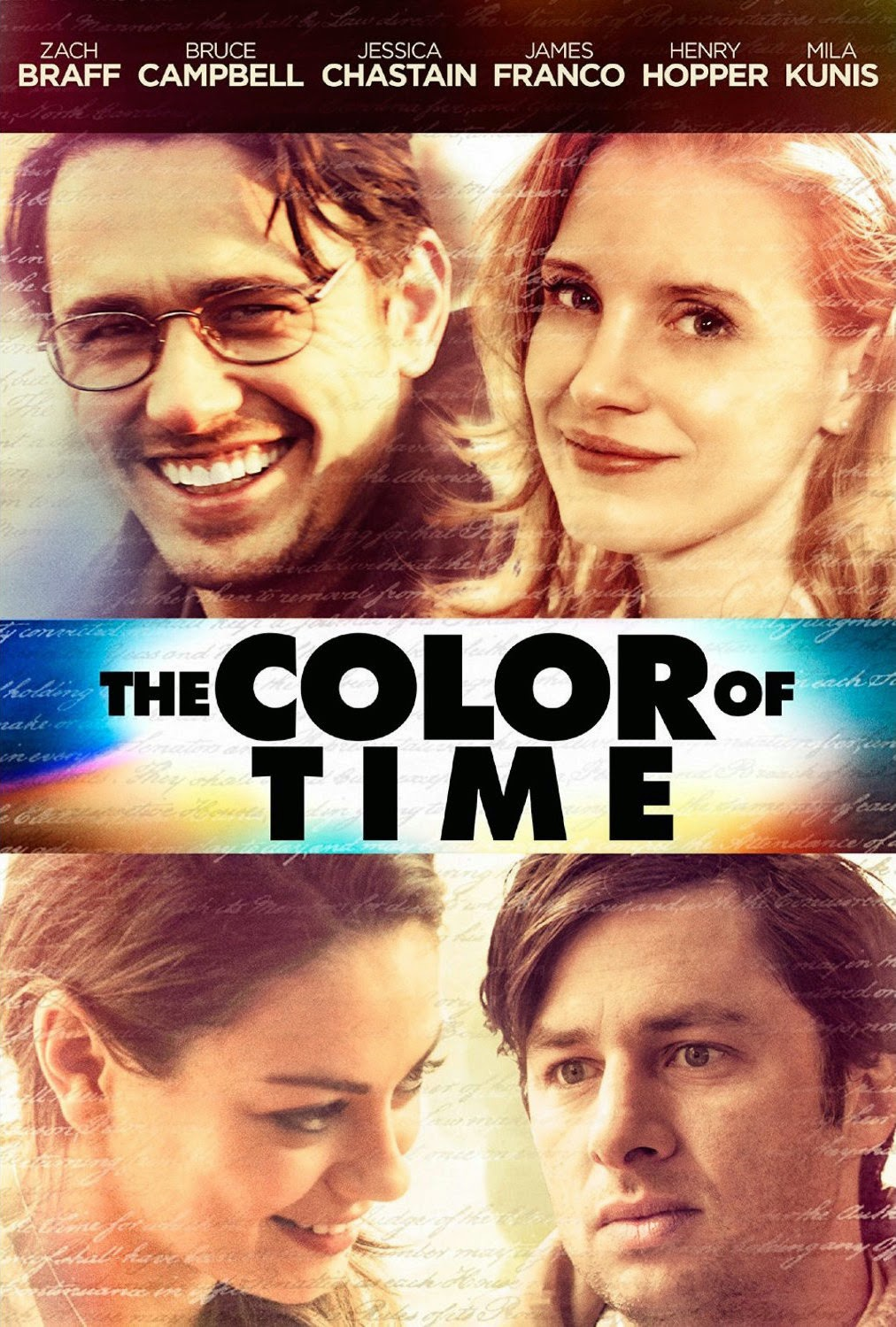 The Color of Time (2012) tainies online oipeirates