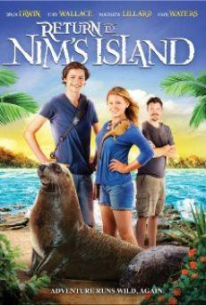 Trở Lại Hòn Đảo Của Nims