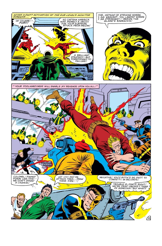 Captain America (1968) Issue #274 #190 - English 12