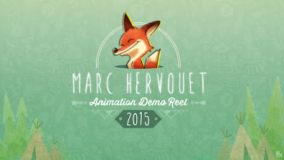 Animation Demo Reel 2015 !!