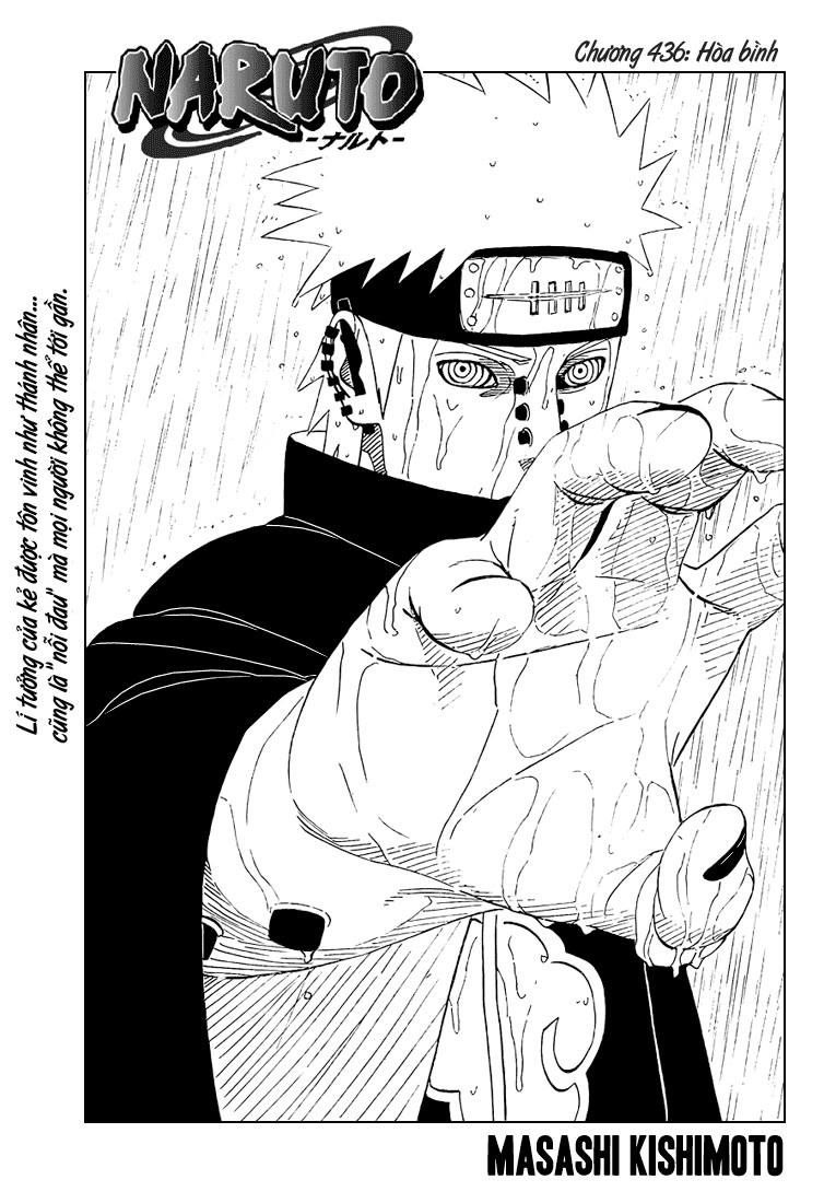 Naruto chap 436 Trang 2 - Mangak.info