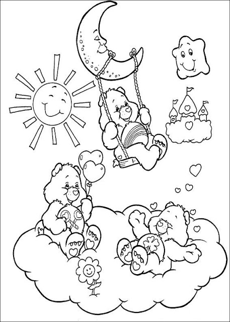 Printable Coloring Pages January