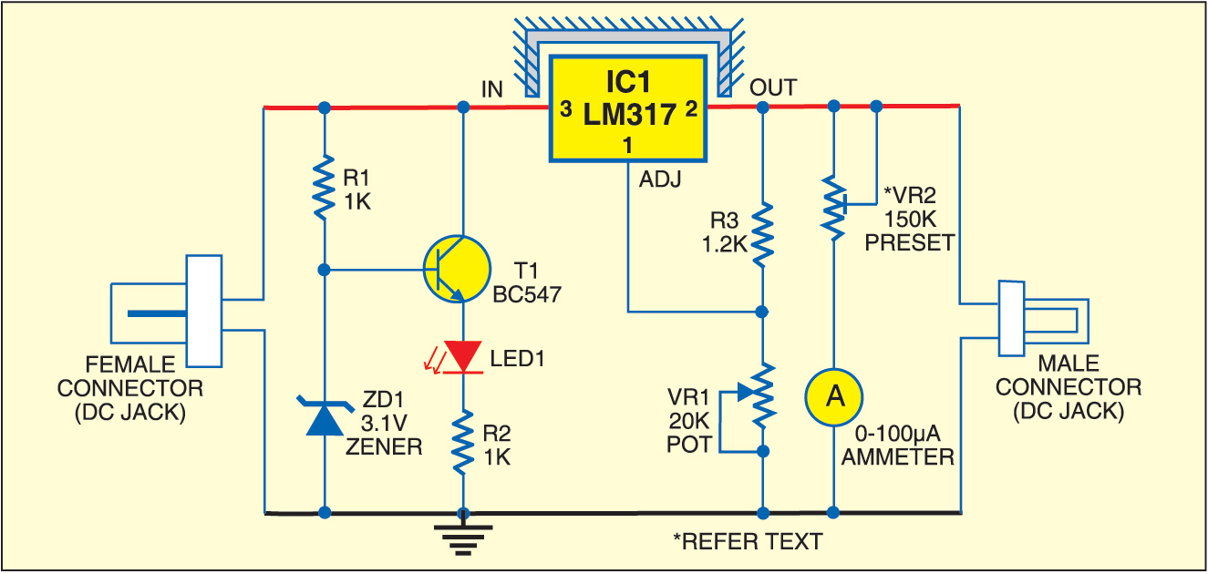 simple adjustable dc dc converter top circuits