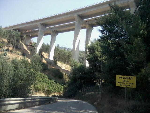 Estrada Miranda do Corvo - Coimbra