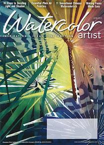 Watercolor Artist Magazine