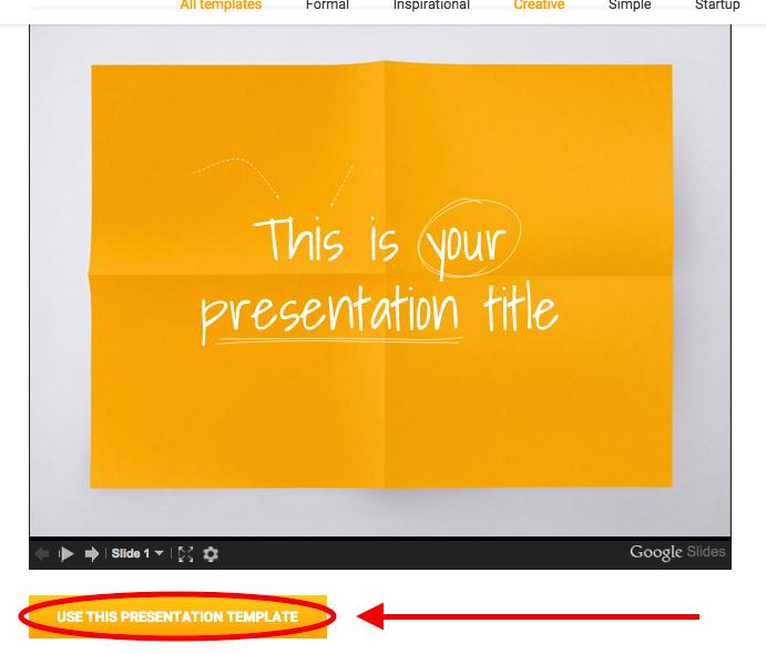 TeachingTechNix: Get More Themes for Google Slides - Slides Carnival