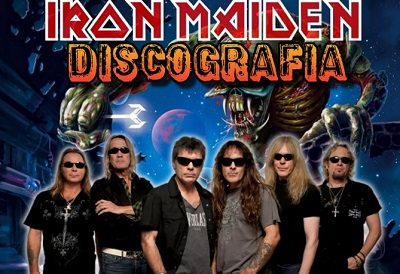 Iron Maiden Discography 320kbps