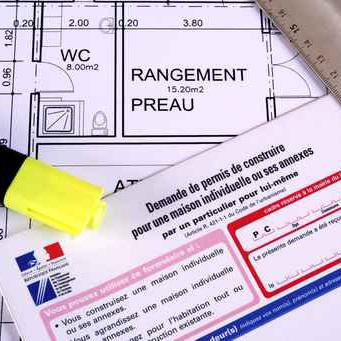 B timent et travaux public g nie civil cours for Cout permis construire