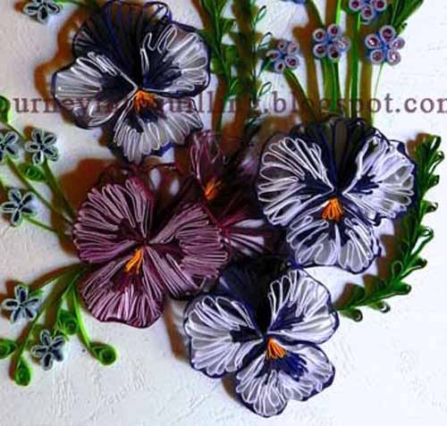 A Journey Into Quilling Amp Paper Crafting Quilled 3d
