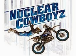 Nuclear Cowboyz motorcycle stunt show