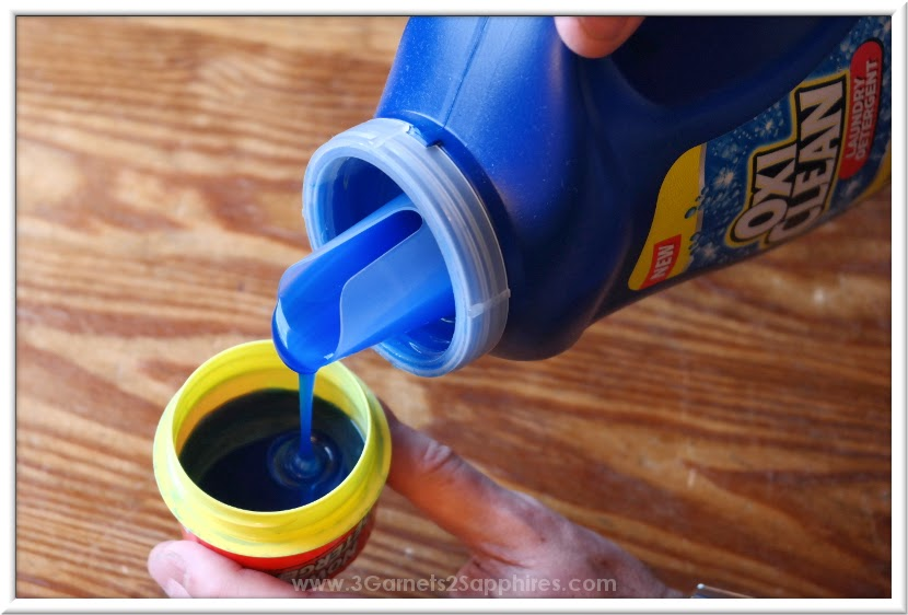 OxiClean Laundry Detergent #MC