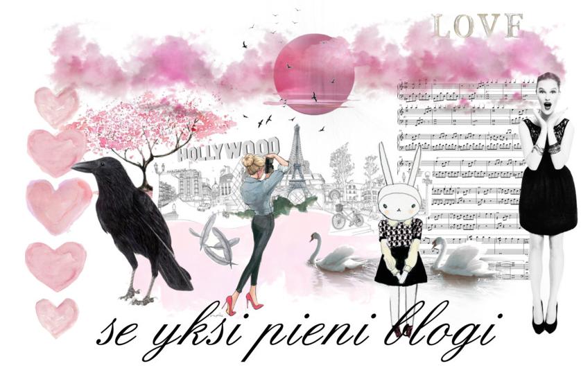 Se yksi pieni blogi