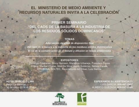 CDP y Ministerio de Medios Ambiente organizan curso