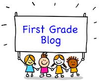first grade blog banner