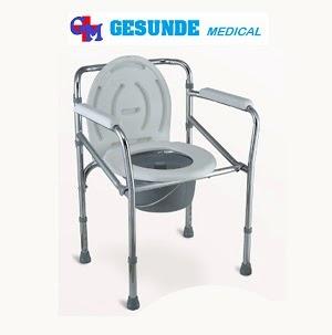 Bangku Toilet Pasien FS 894 Onemed