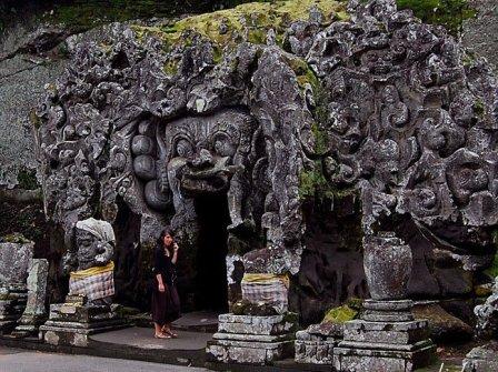wisata bali goa gajah