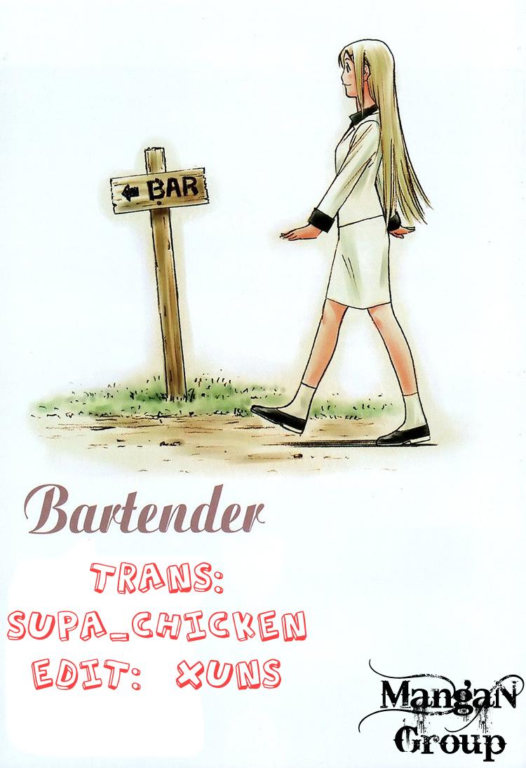 Bartender chap 24 Trang 1 - Mangak.info