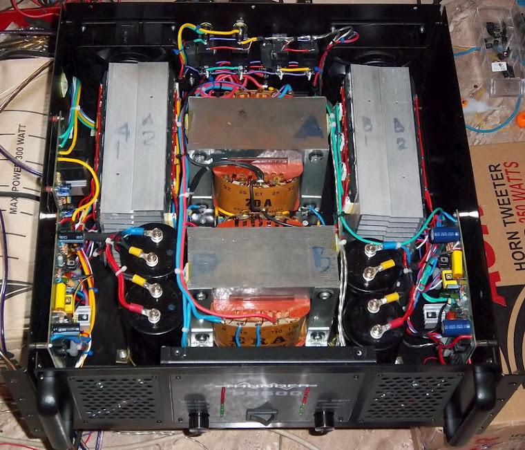 SBR PROFFESIONAL AUDIO SYSTEM