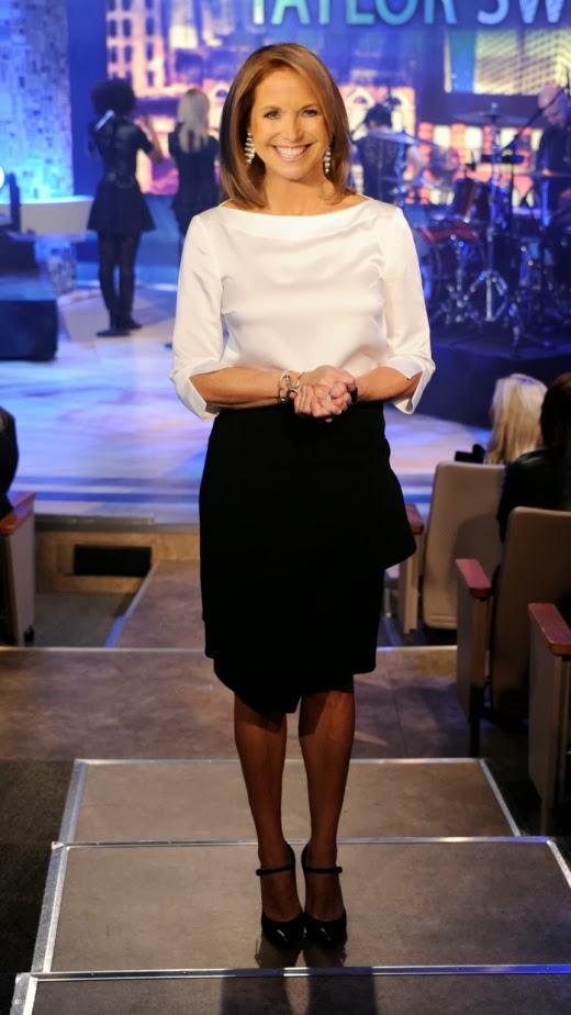 Katie Couric Mini Skirt Bing Images