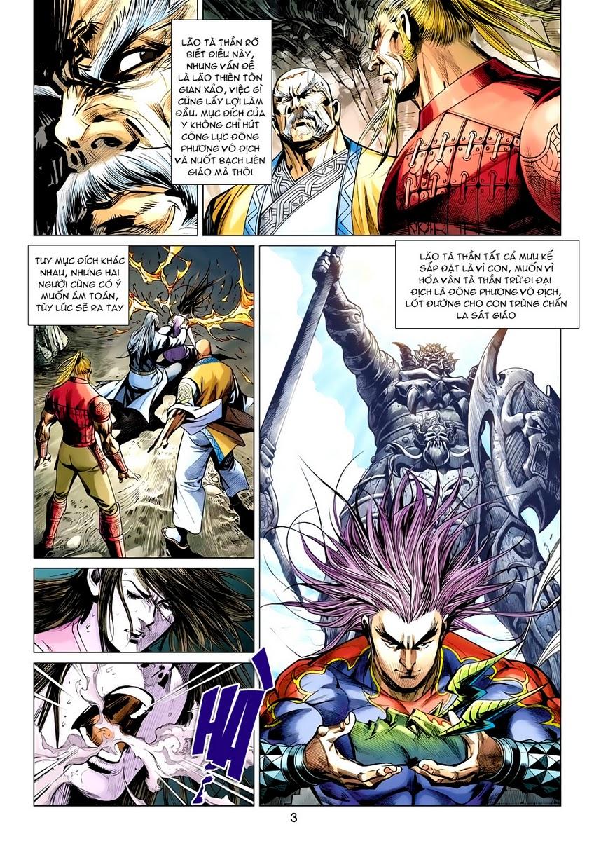 Vương Phong Lôi 2 Chapter 44 - Trang 3