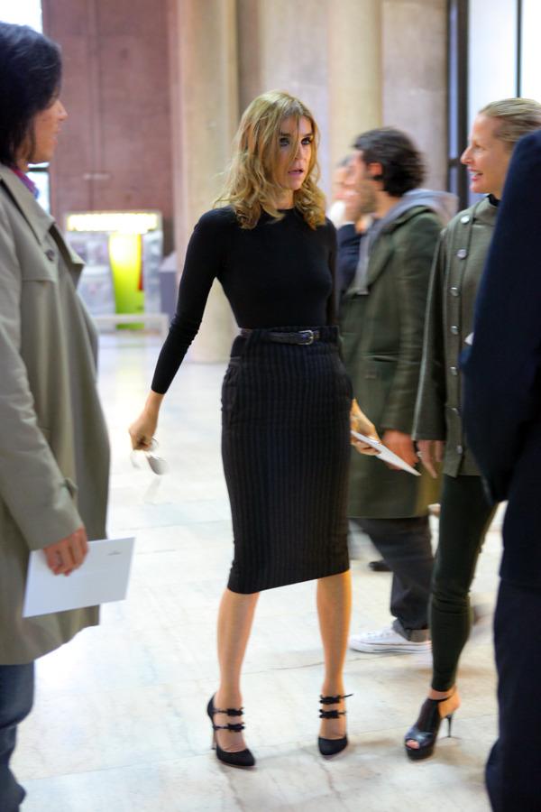circa fashion buy it wang striped pencil skirt