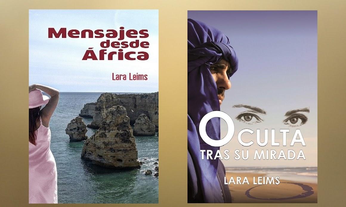 Lara Leims. Mensajes desde África
