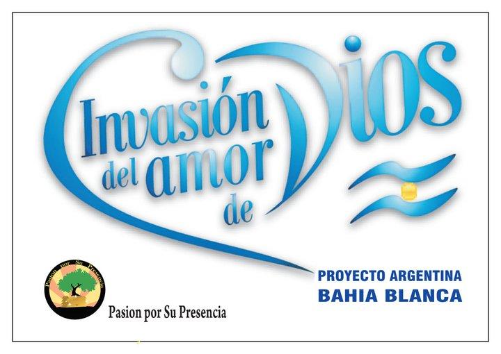Invasion del amor de Dios 2011