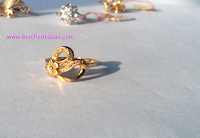 Cincin Xuping Shinee Flower