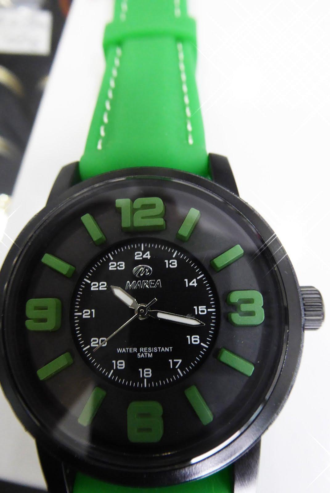 Reloj Colmar, unix
