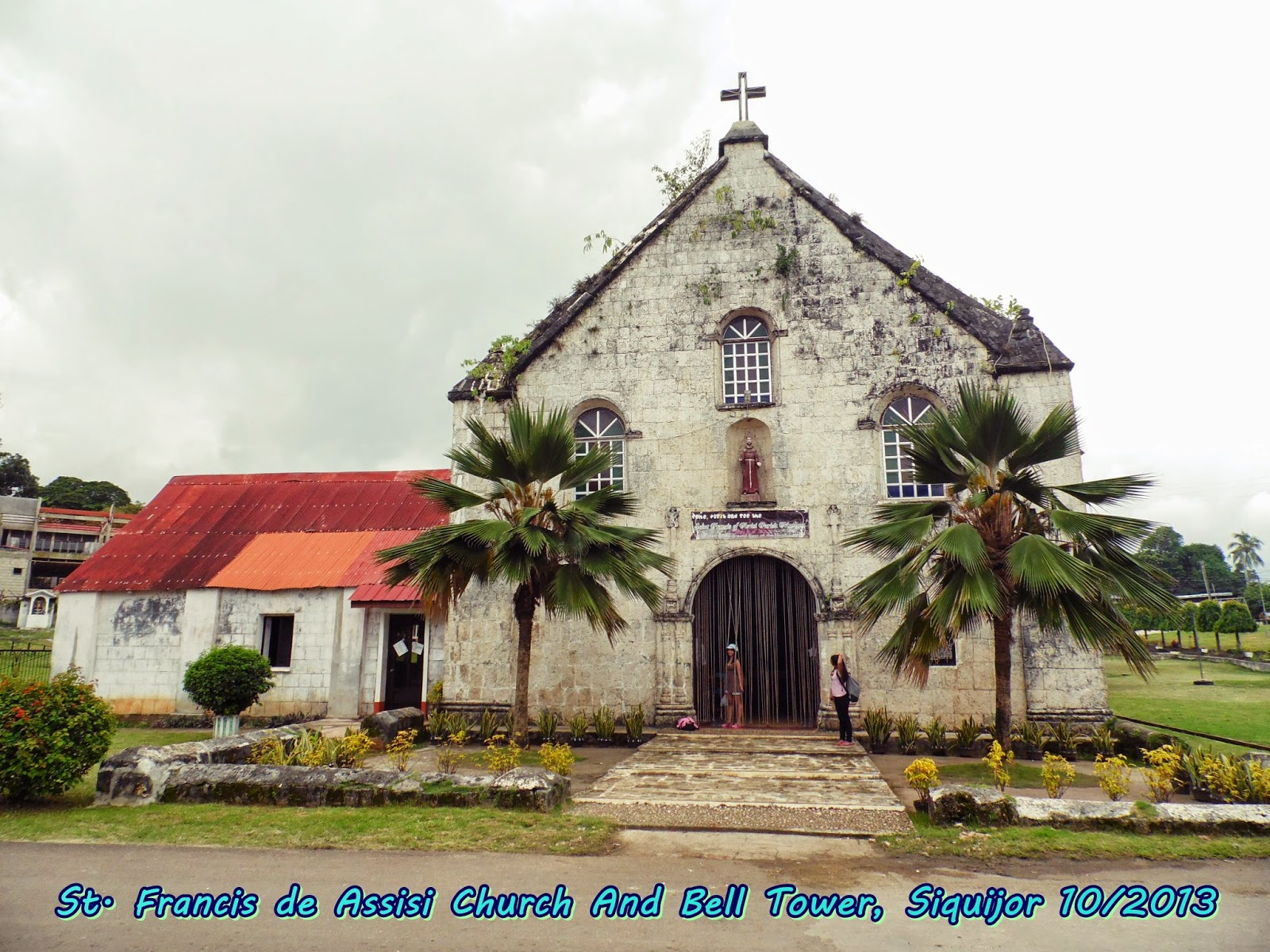 St. Francis de Assisi Church, Siquijor