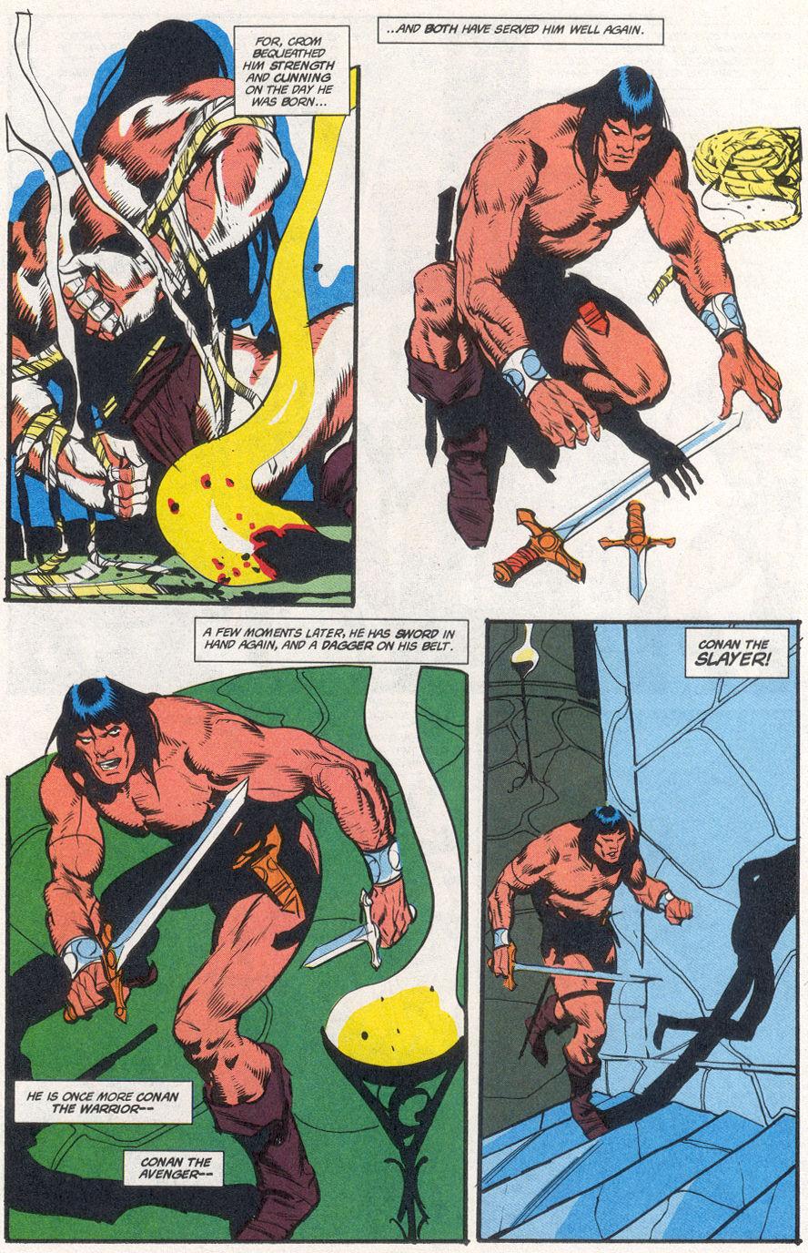Conan the Barbarian (1970) Issue #265 #277 - English 14