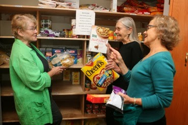 Dobbs Ferry Food Pantry