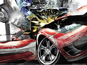#23 Burnout Wallpaper