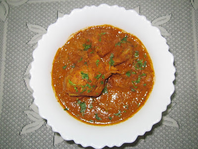 Kashmiri Chicken Curry - A Typical Kashmiri Recipe