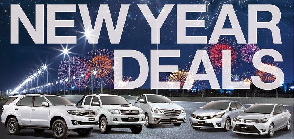 Toyota Tân Cảng: Khuyến mãi lớn nhất trong năm