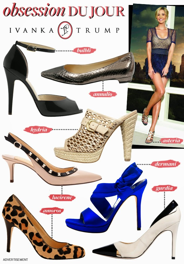 Ivanka Trump Shoes - Trump Brand at the Right Price