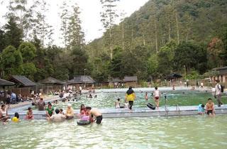 Kolam Renang Air Panas Cimanggu