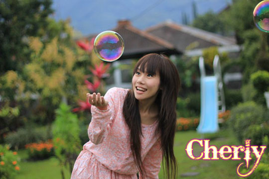 Chibi Cherry Belle