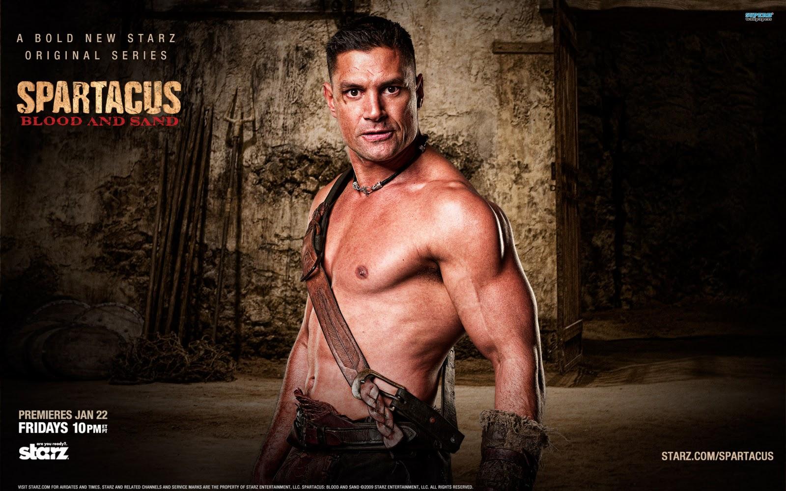 watch spartacus vengeance online: spartacus vengeance wallpapers