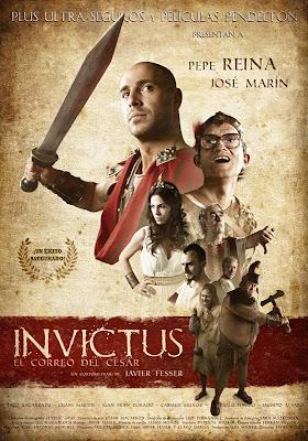 INVICTUS. El correo del César (2013) Español