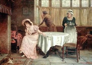 George Goodwin Kilburne (1839 - 1924) . Galería