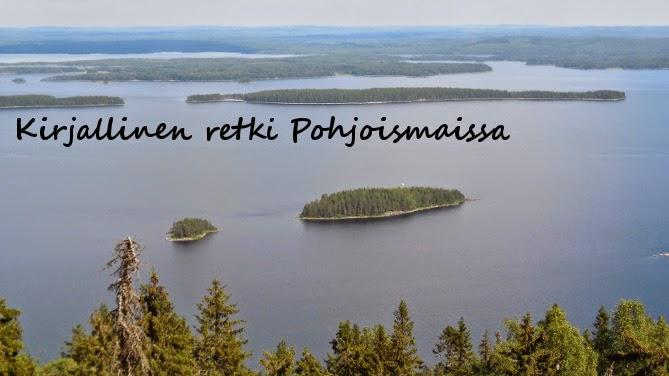 Kirjallinen retki Pohjoismaissa 2.12.2014-2.12.2015