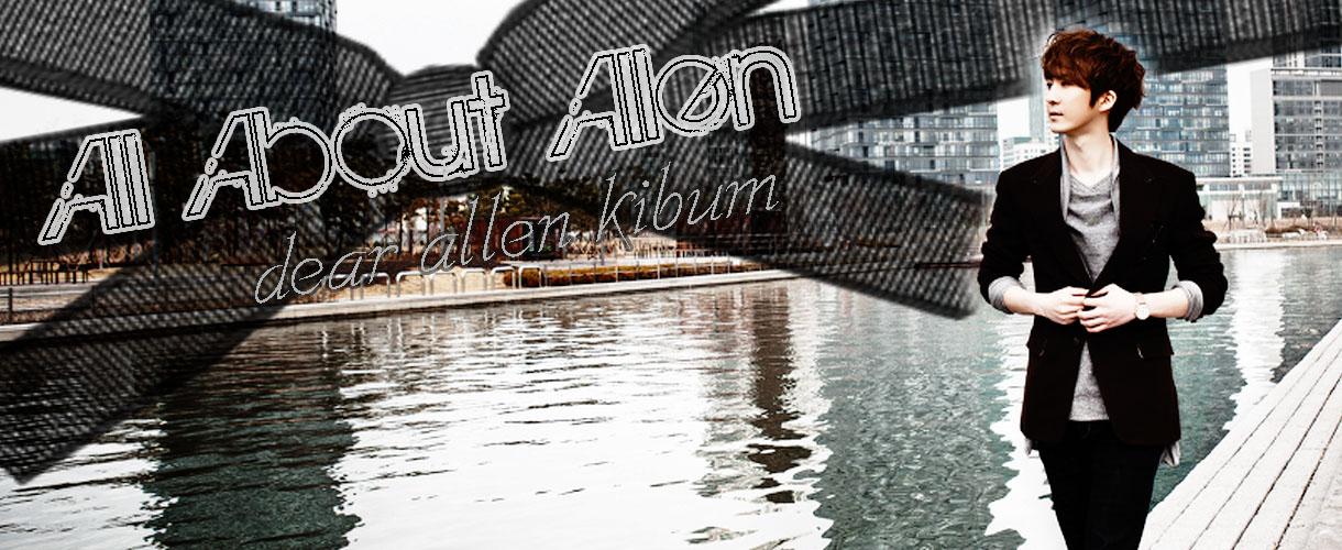 All About Allen Kibum