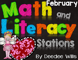 Math and Literacy-February