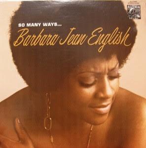 Barbara Jean English -1972- So Many Ways