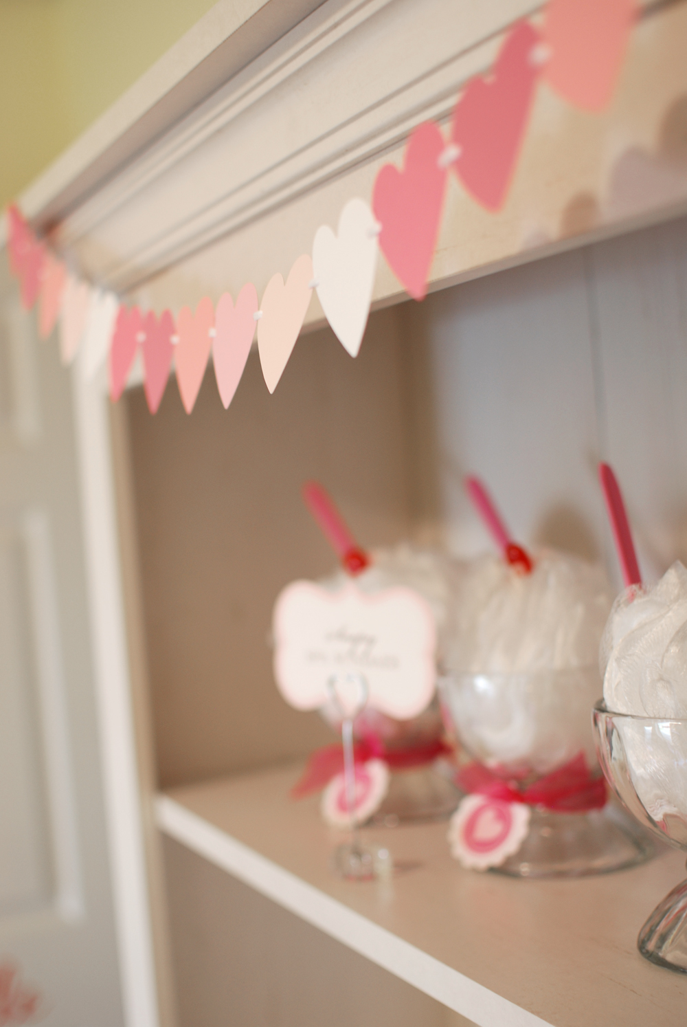Itsy Belle REAL PARTIES Valentines Day Spa