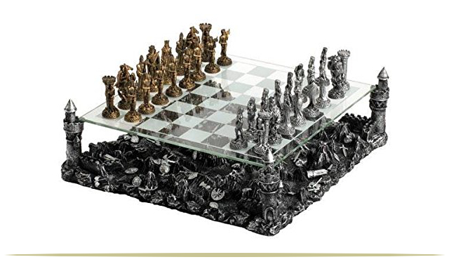 9 cool things 9 cool chess sets for gift ideas collecting - Coolest chess sets ...
