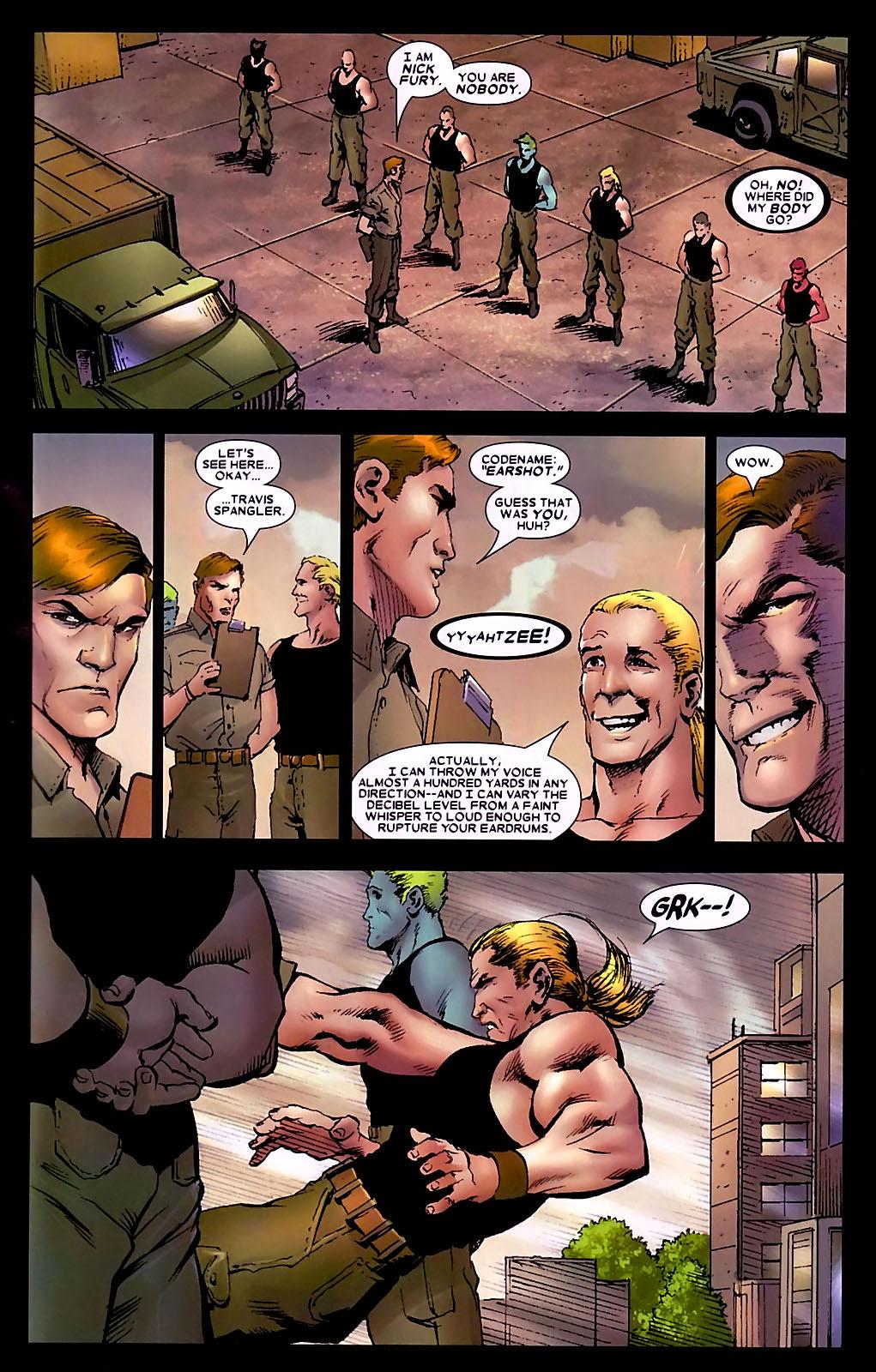 Read online Wolverine (2003) comic -  Issue #34 - 8